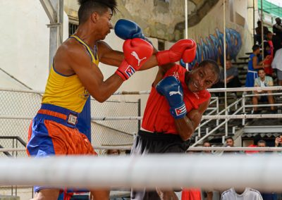 boxing one